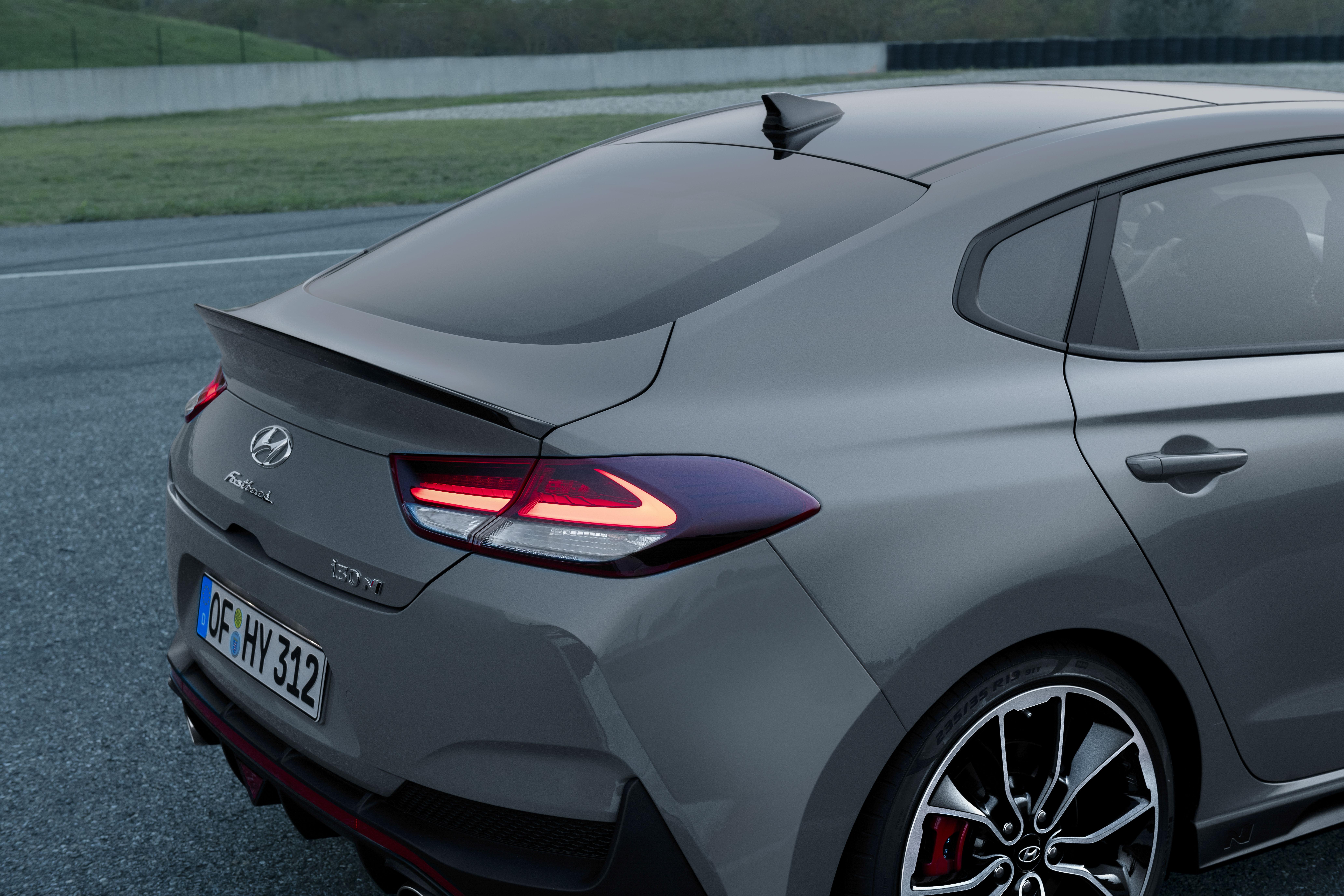 2019 Hyundai I30 Fastback N Ditch The Hatch Keep The