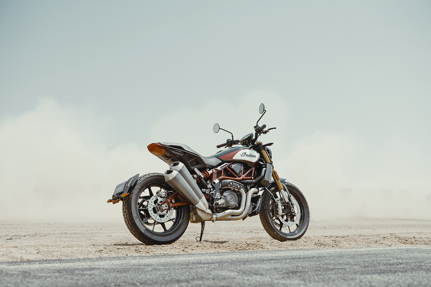 2019 Indian FTR 1200 and FTR 1200 S: Indian's Flat Track