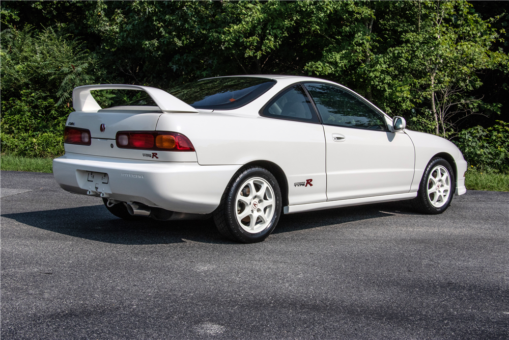 Acura Type R >> This 21 Year Old Acura Integra Type R Just Sold For 63 800 At