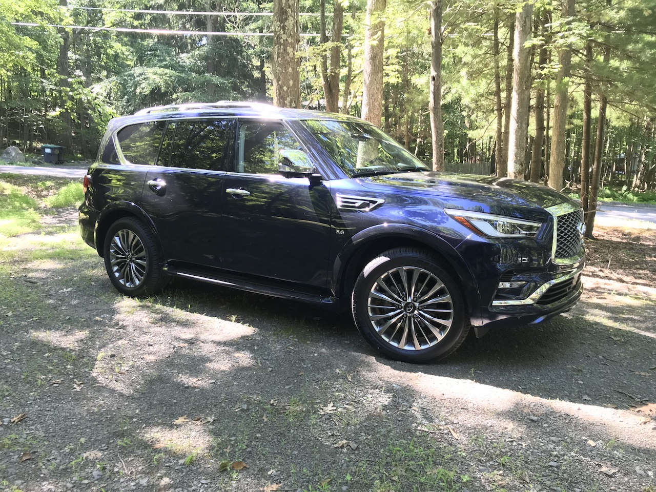 2018 Infiniti QX80 Test Drive Review: Newly Handsome & Surprisingly