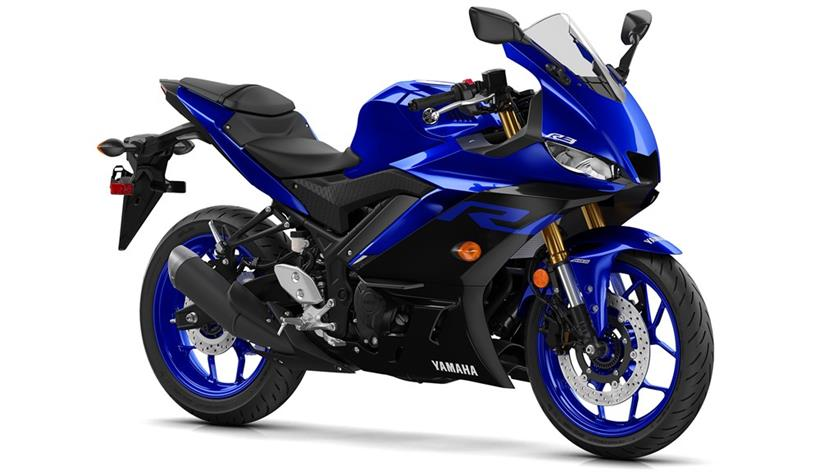 2019 Yamaha Yzf R3 Entry Level Sport Bike Gets A Fresh Face And