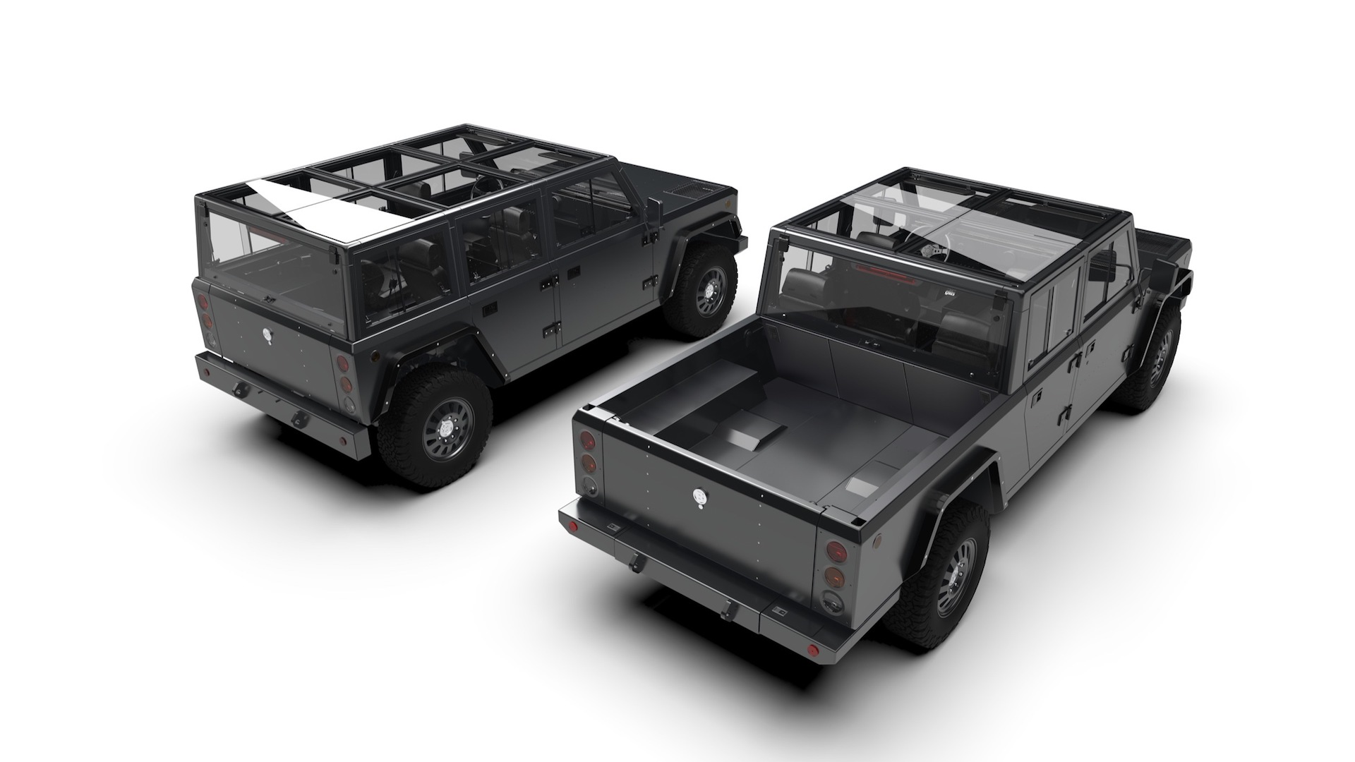 Bollinger Unveils Electric B2 Pickup Truck Claims
