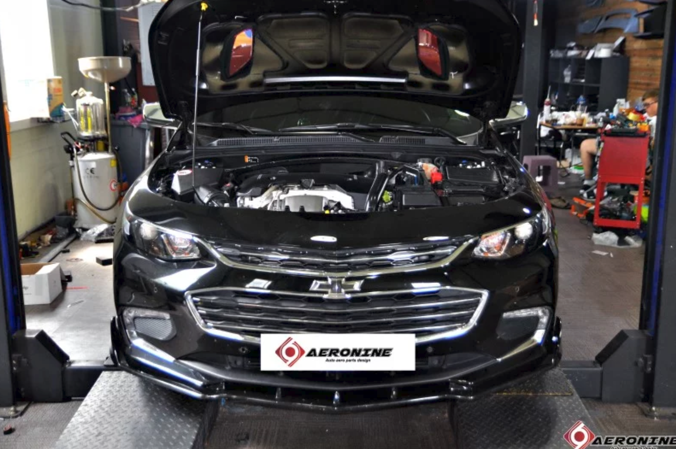 This Body Kit Can Make Your Chevy Malibu Look Like a Camaro