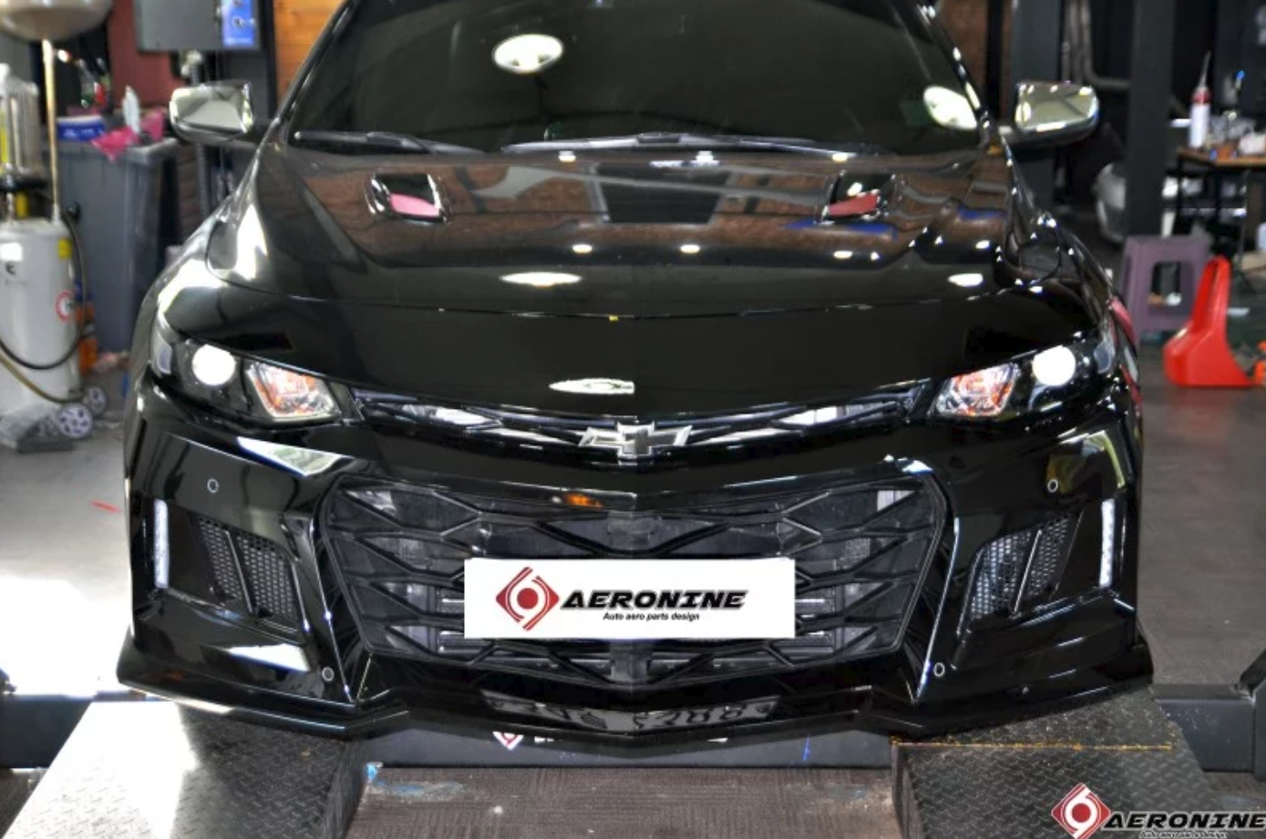This Body Kit Can Make Your Chevy Malibu Look Like a Camaro ZL1 - The Drive