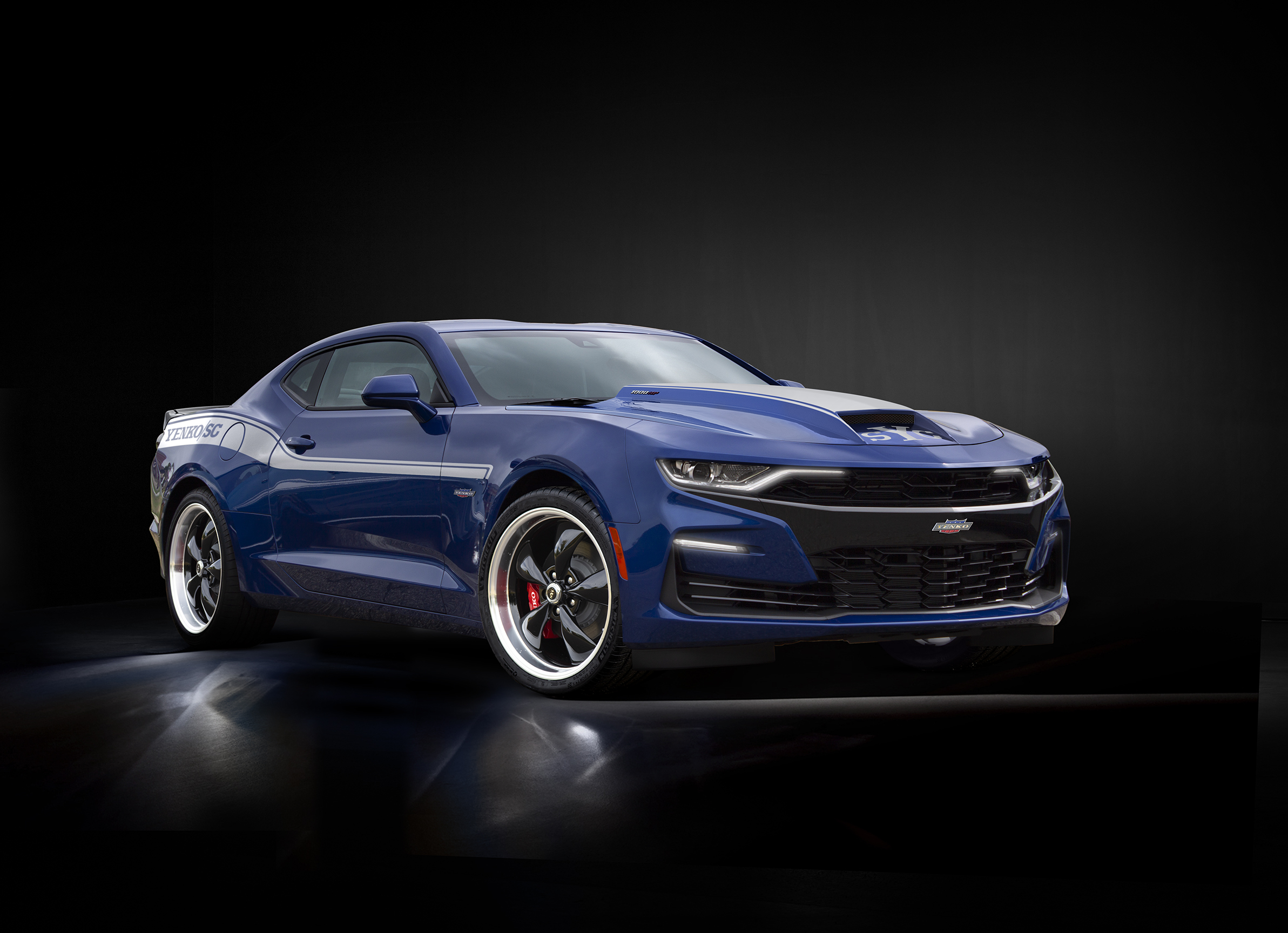 The 1,000-Horsepower 2019 Yenko/SC Camaro Is Now on Sale at a Dealer