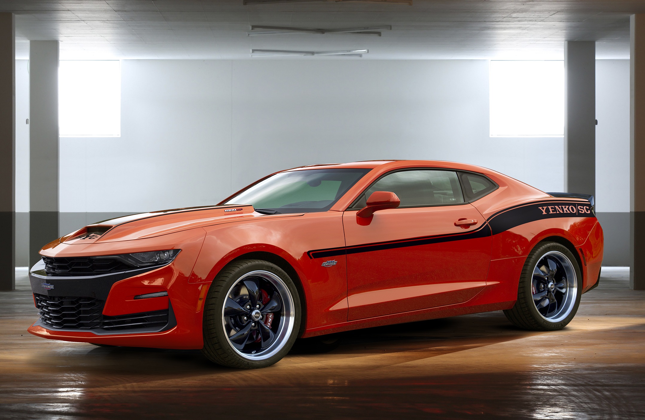 The 1,000-Horsepower 2019 Yenko/SC Camaro Is Now on Sale at a Dealer Near You - The Drive