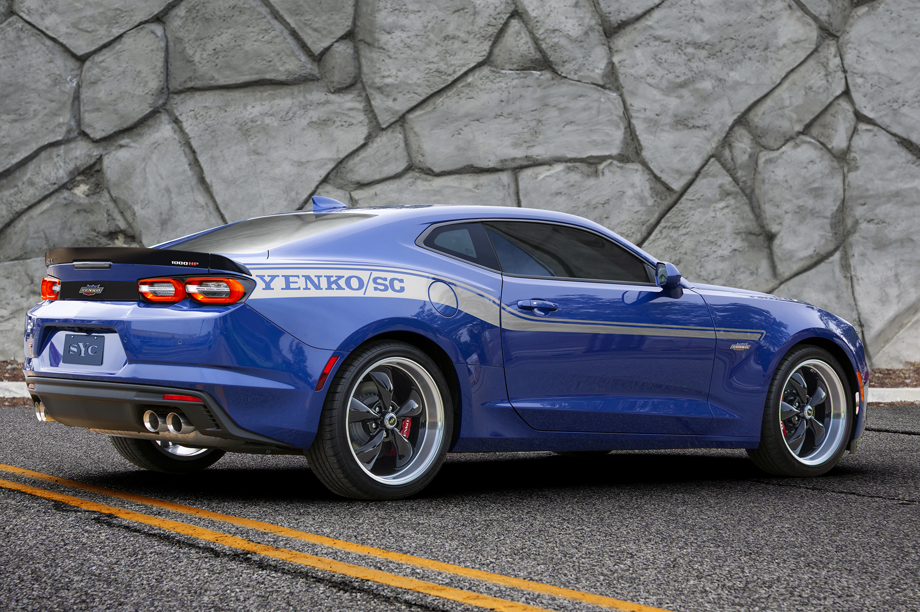 The 1 000 Horsepower 2019 Yenko Sc Camaro Is Now On Sale