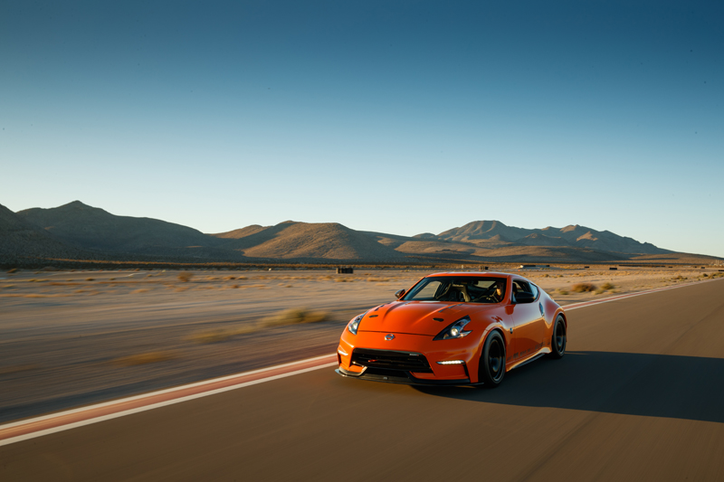 Nissan Shows off 400-Horsepower, Twin-Turbo 'Project