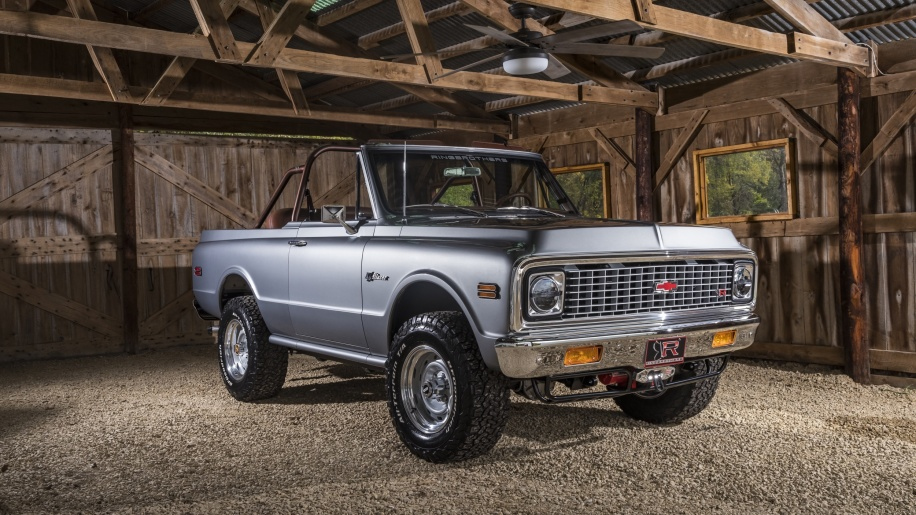 The Ringbrothers Show-Off Its 'Seaker' K5 Blazer Build at ...