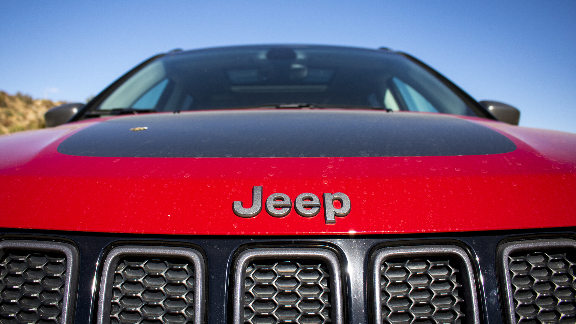 jeep compass trailhawk test drive review  crossover  grown  rental car