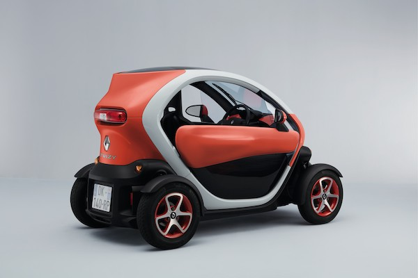 You Ll Soon Be Able To Rent A Renault Twizy In The Us Thanks To Lime Report