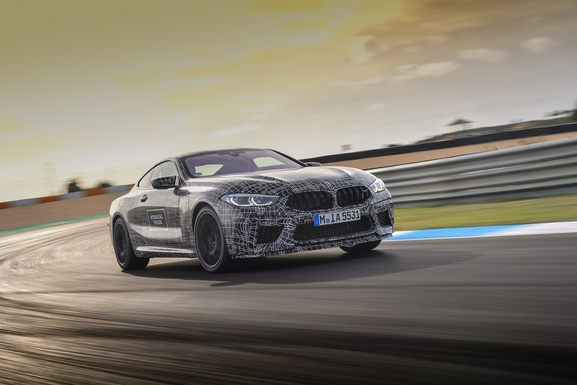 2019 Bmw M8 Will Get Over 600 Hp And Selectable Rwd The Drive