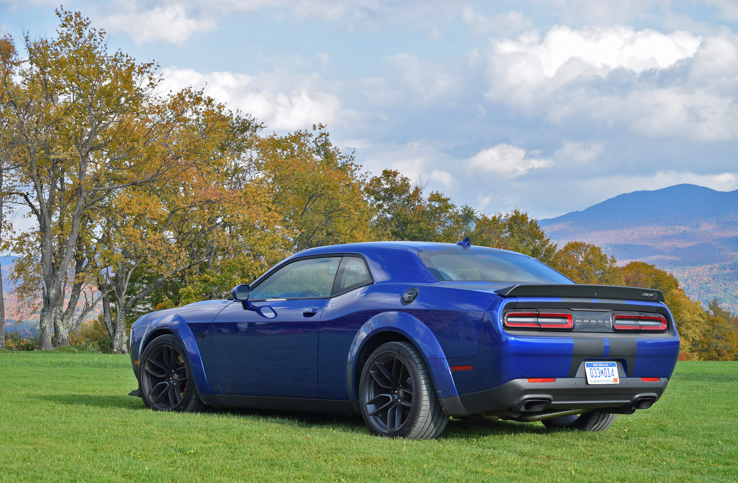 2019 Dodge Challenger Srt Hellcat Redeye Test Drive Review The Jack Reacher Of Muscle Cars