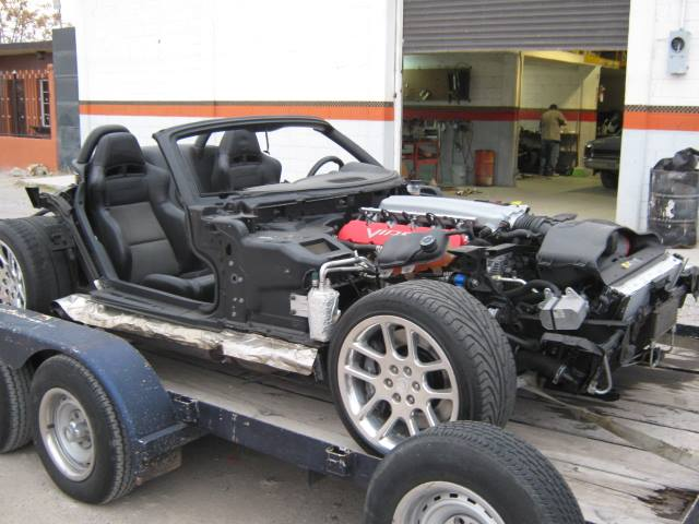 This Dodge Viper With a Plymouth Barracuda Body Is Modern Muscle