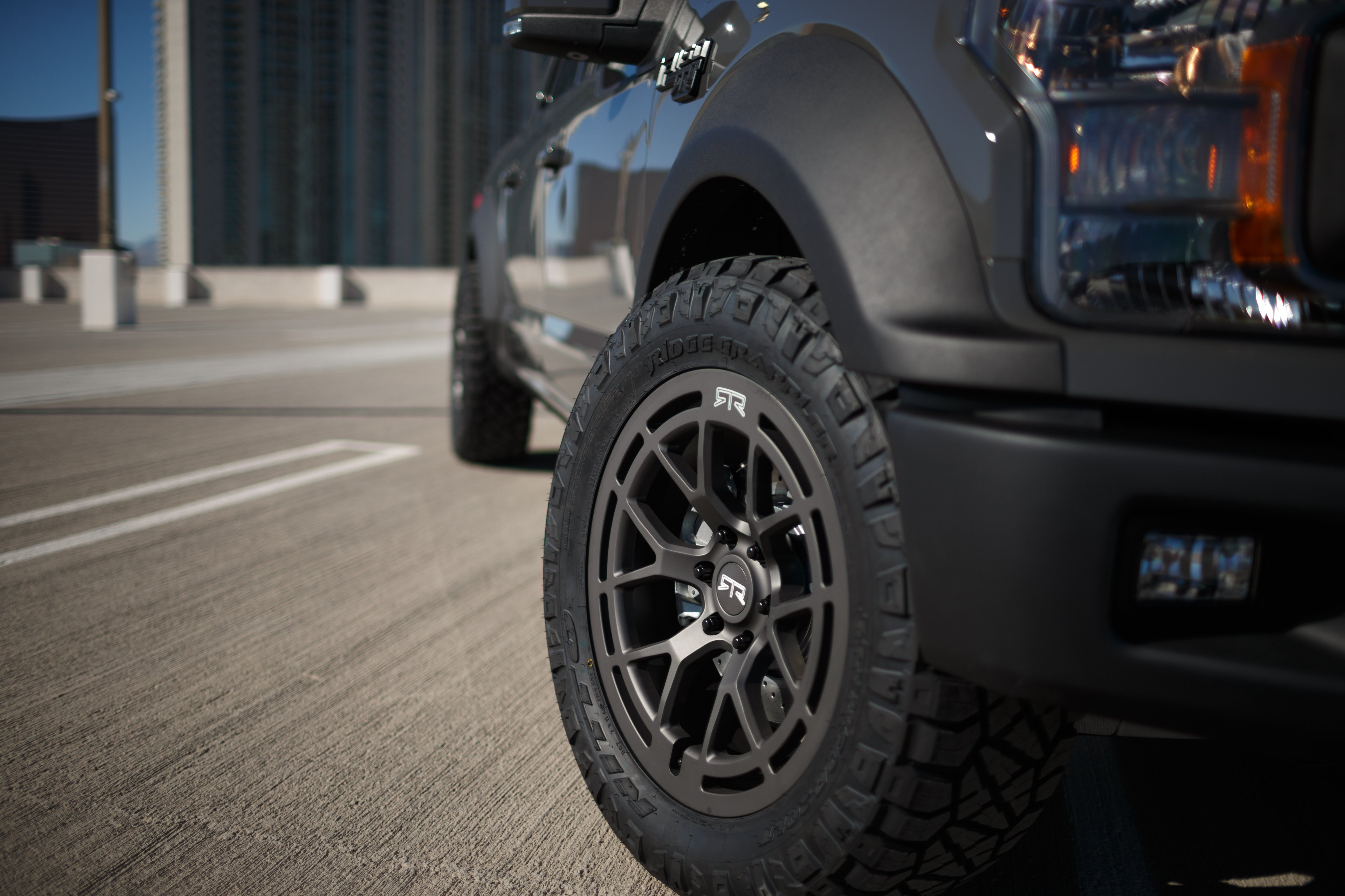 ford   rtr high performance pickup truck    sale    drive