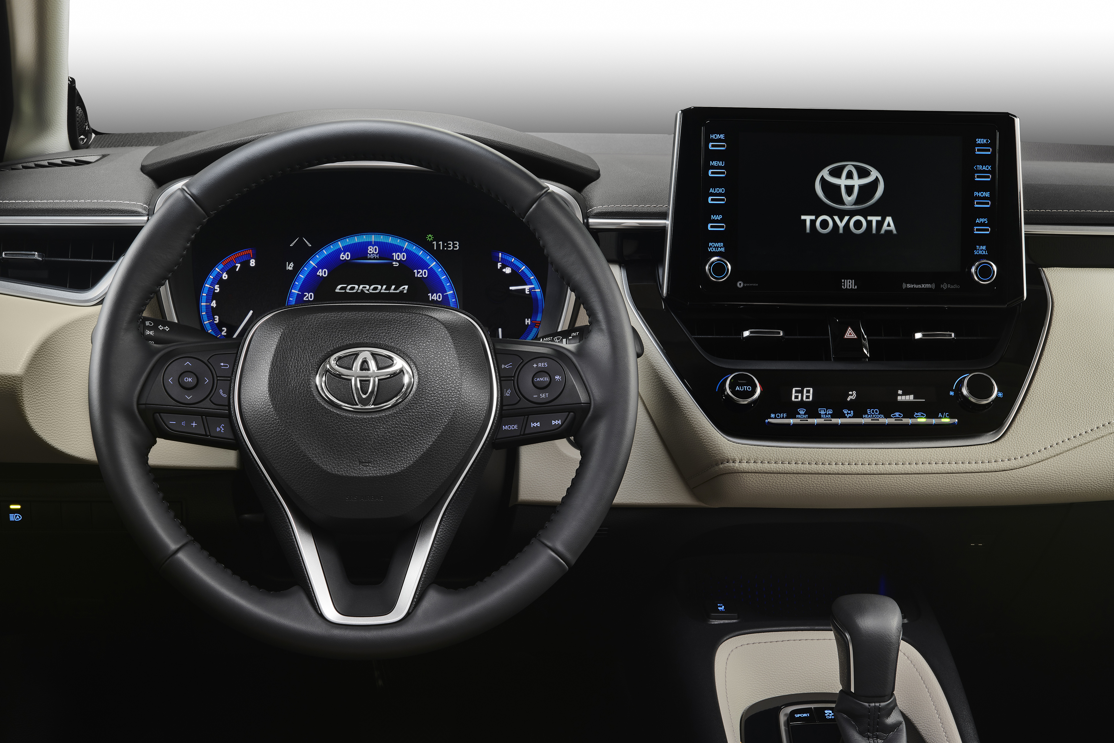 2020 Toyota Corolla: All-New Inside and Out Plus Standard