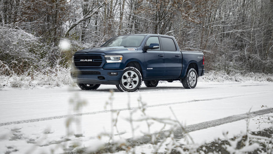 New 2019 Ram 1500 North Edition Tackling Winter In Style