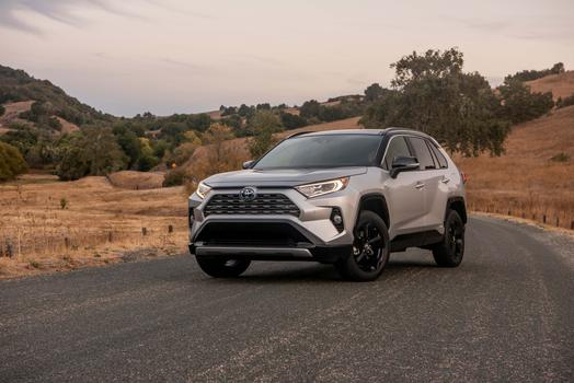 2019 Toyota RAV4: The Once Tiny Crossover Is Now All Grown