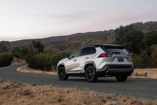2019 Toyota Rav4 The Once Tiny Crossover Is Now All Grown Up And