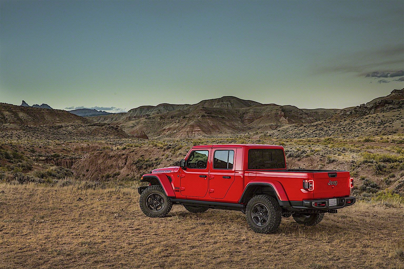 2020 Jeep Gladiator Pickup Truck: Everything You Need to Know, and