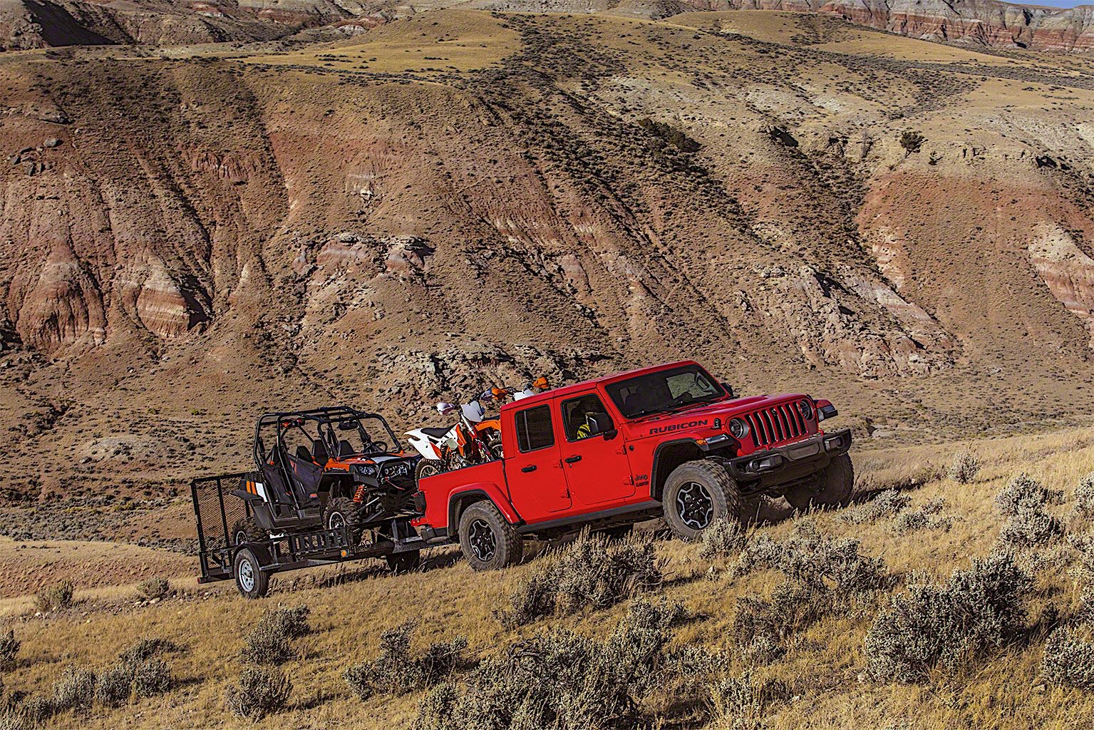 2020 Jeep Gladiator Pickup Truck: Everything You Need to ...