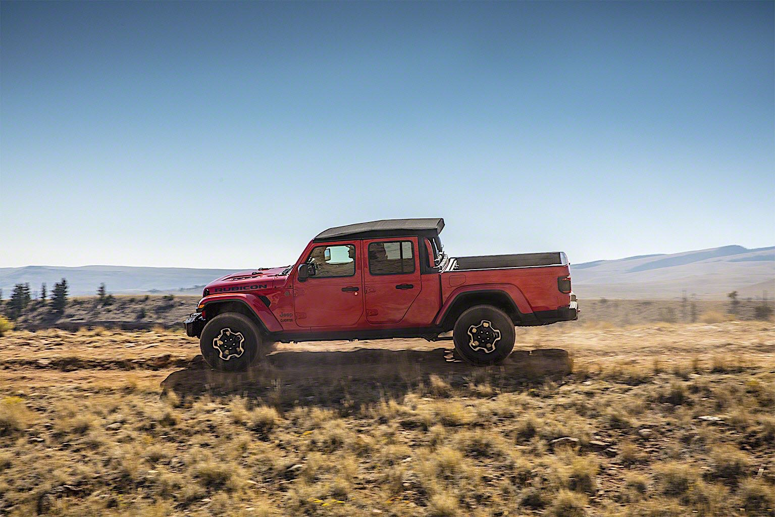 2020 Jeep Gladiator Pickup Truck Everything You Need To Know And