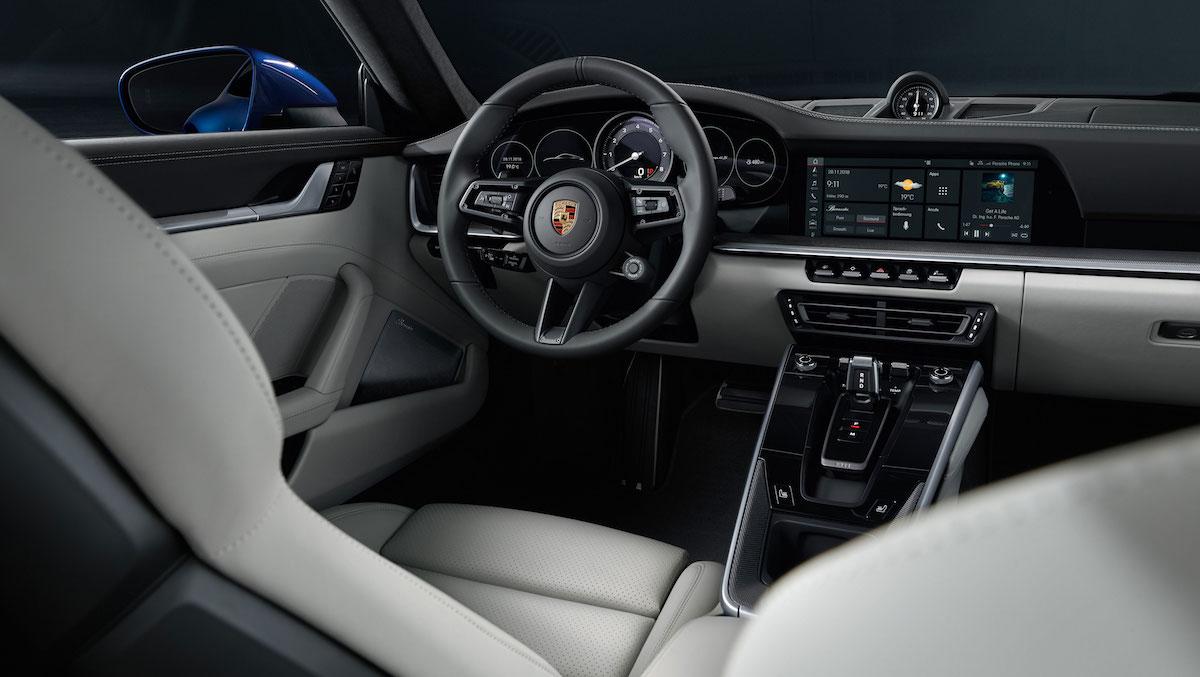 2020 Porsche 911 Unveiled Refinement In Digital Form The Drive