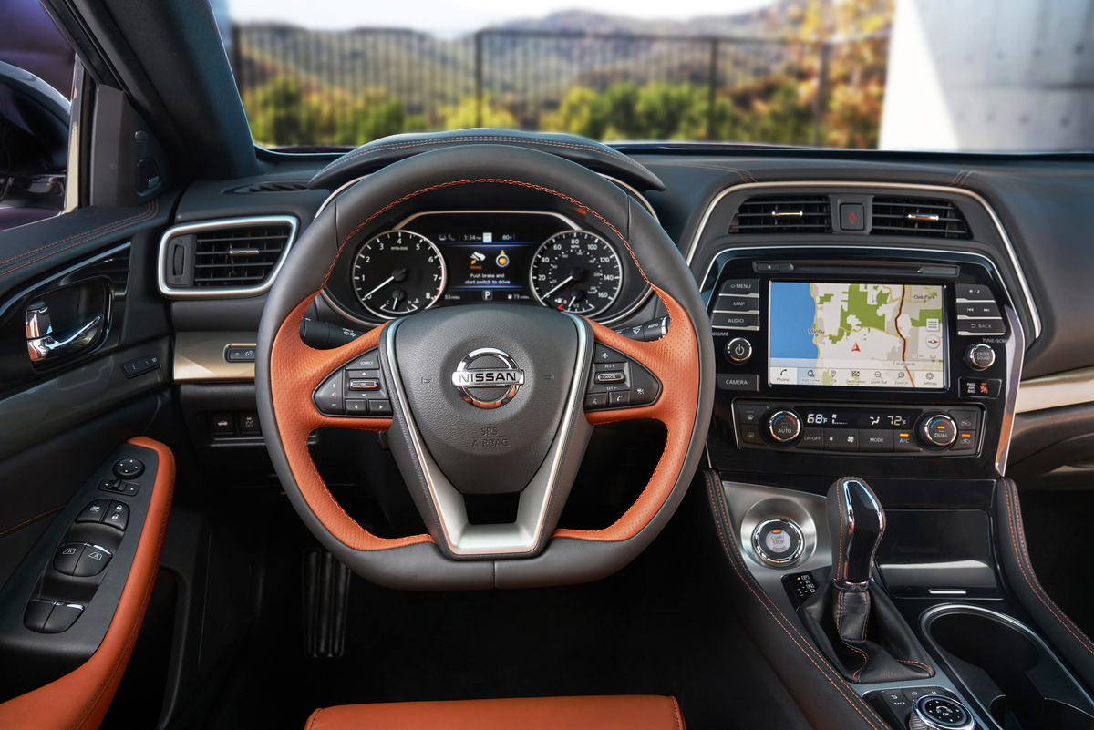 2019 Nissan Maxima: One of the Final Surviving Sedans Gets ...