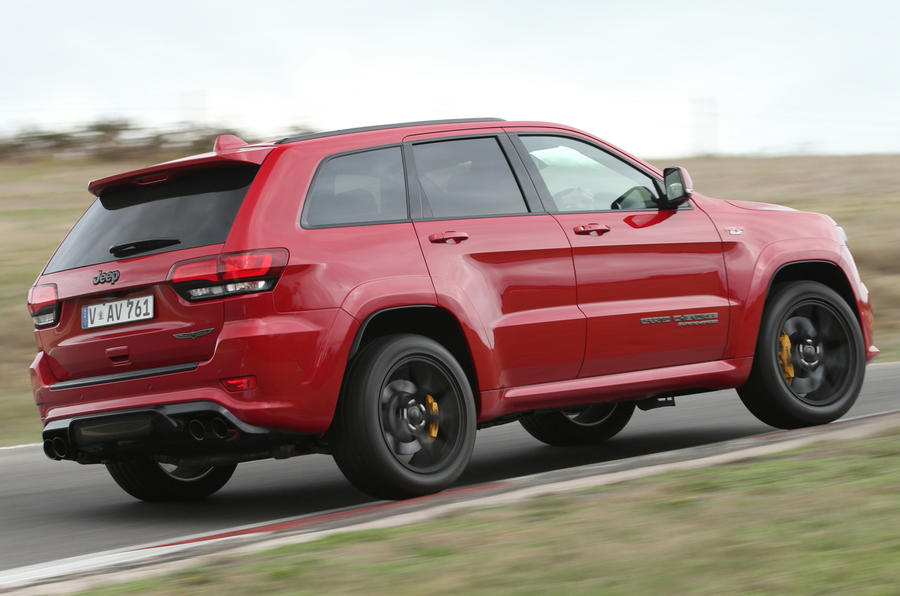 The 2019 Jeep Grand Cherokee Trackhawk Will Cost More Than ...