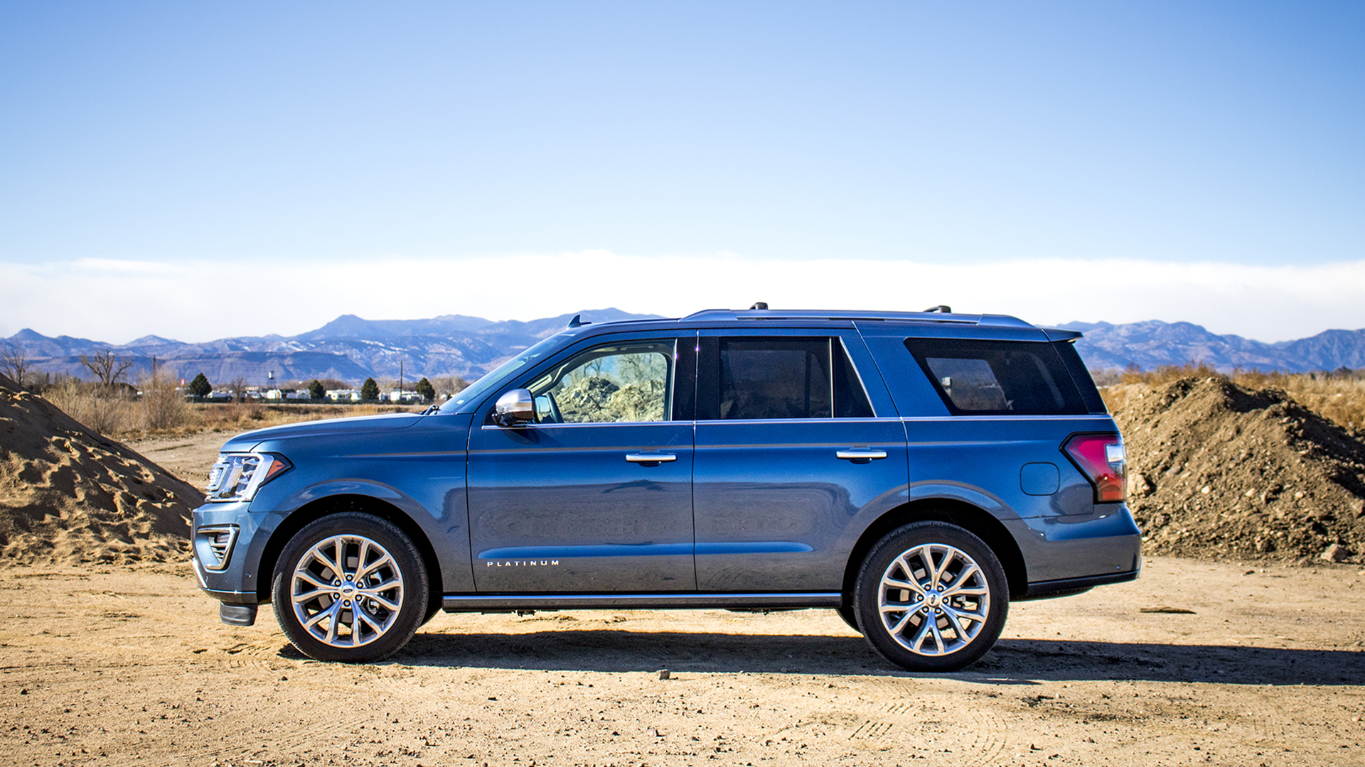 2018 Ford Expedition Platinum Test Drive Review: The New