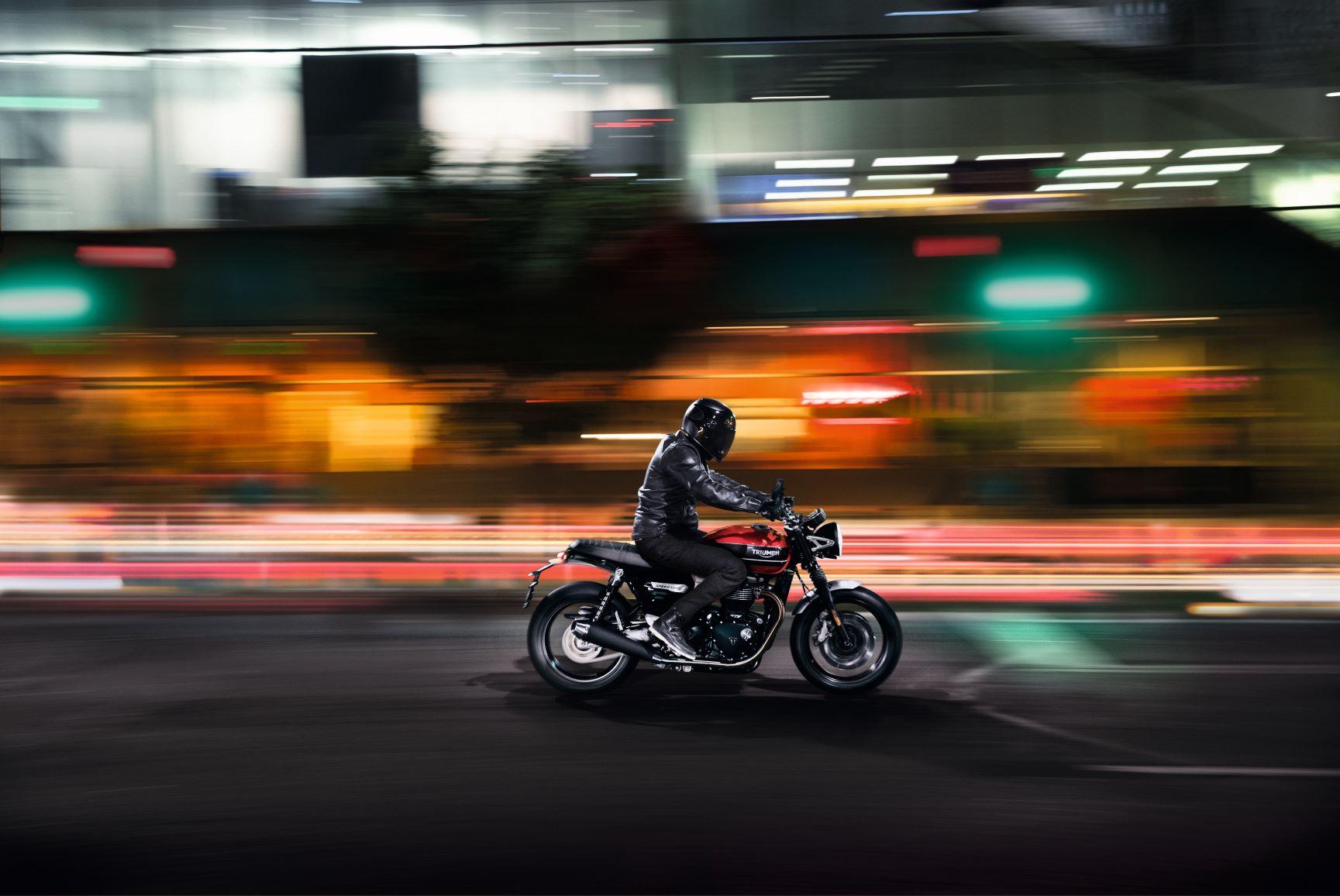 2019 Triumph Bonneville Speed Twin Motorcycle A Familiar Modern