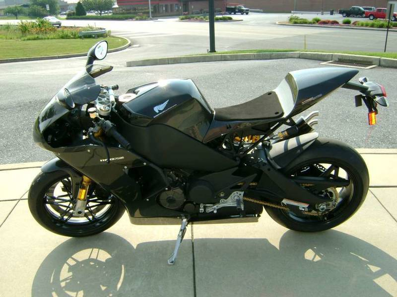 For Sale: Brand-Spanking-New 2012 EBR 1190RS Carbon Edition for