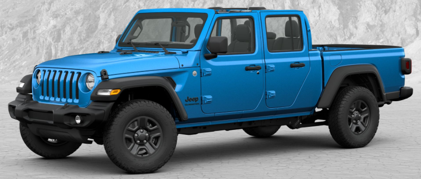 We Wasted Our Day By Playing With The New Jeep Gladiator