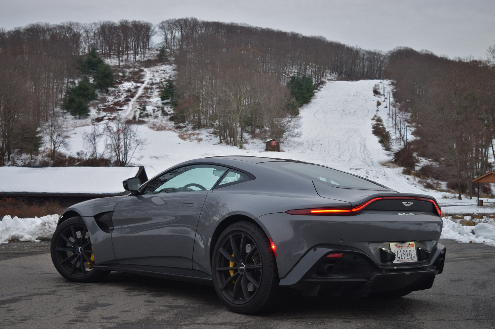 2019 Aston Martin Test Drive Review Tradition Is Out Fun Is In And This Sports Car Is Better For It