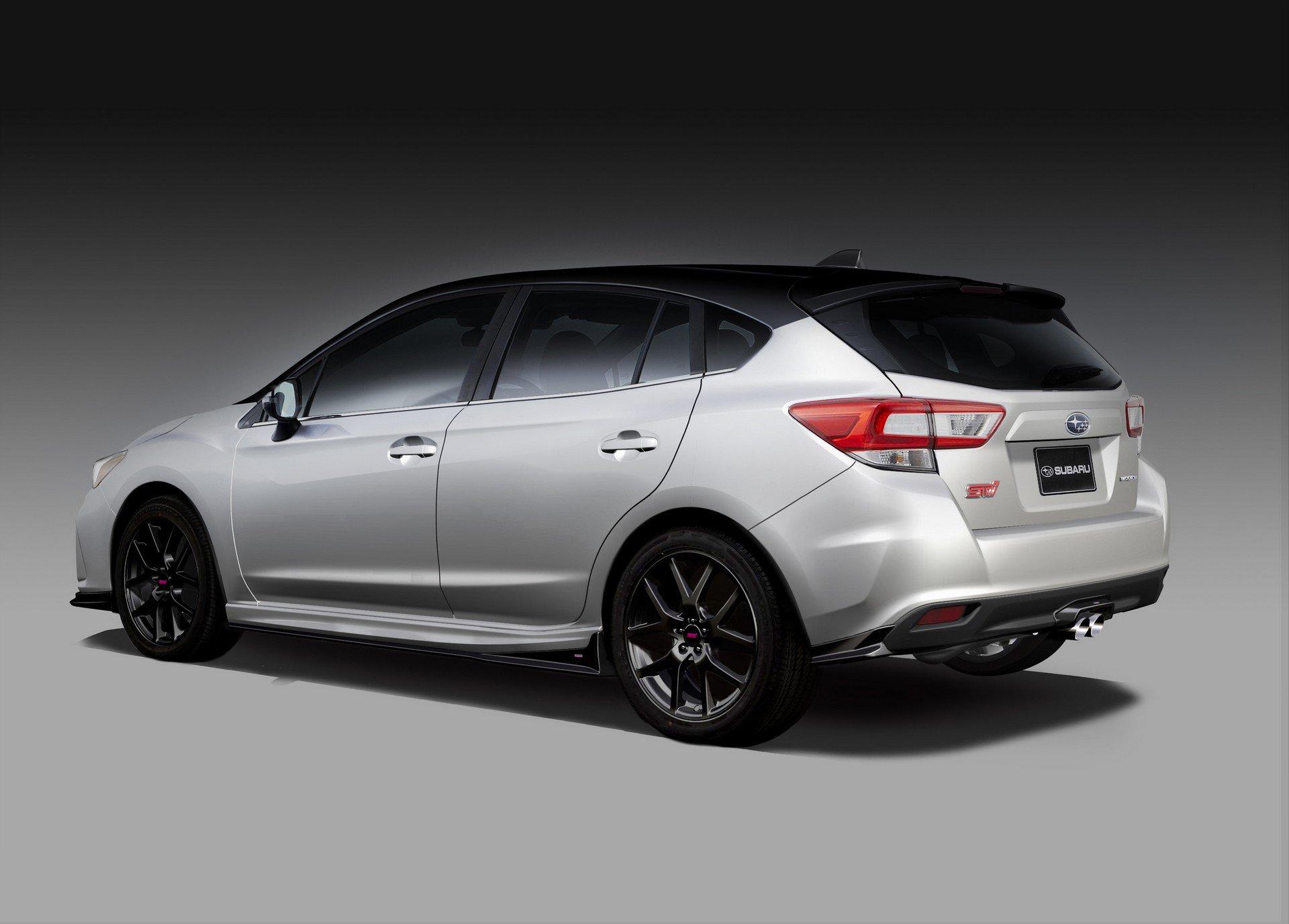 Subaru Unveils Sti Forester And Impreza Concepts Ahead Of 2019 Tokyo