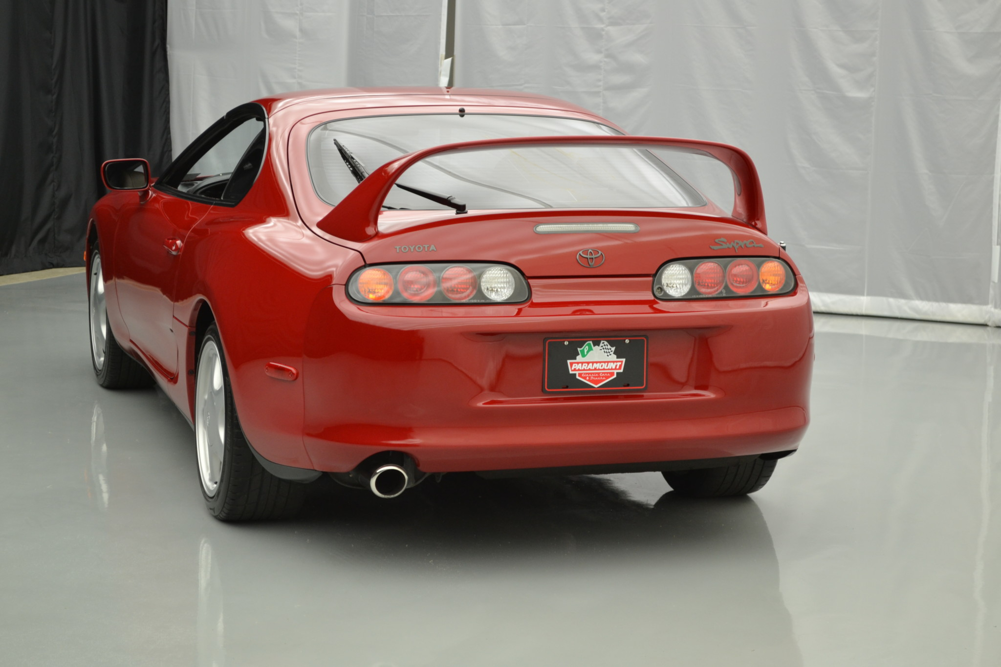 A Stock 1994 Toyota Supra With 7 000 Miles Just Sold For An Insane
