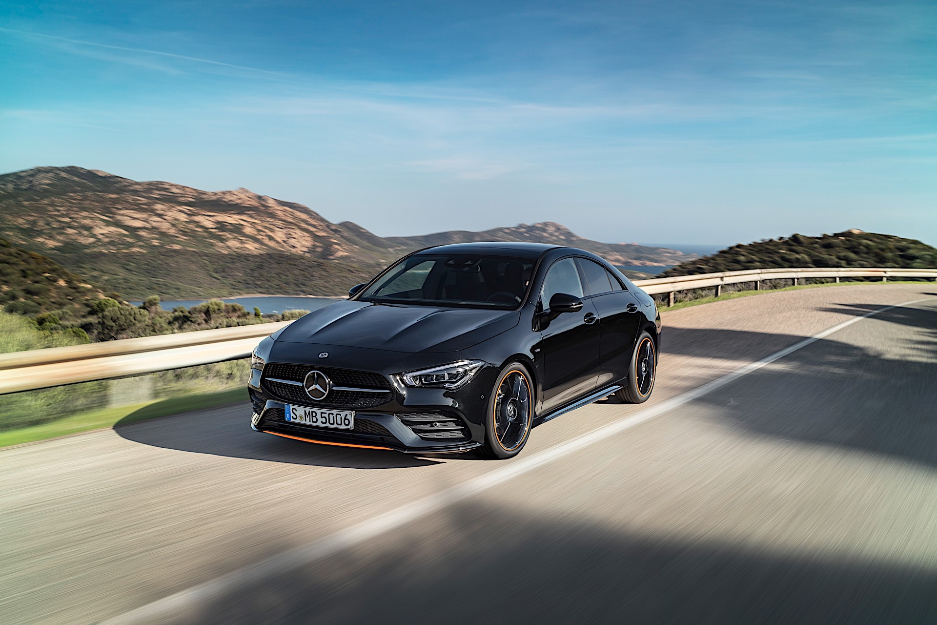 2020 Mercedes-Benz CLA: A Bite-Sized CLS With Sexy Looks ...