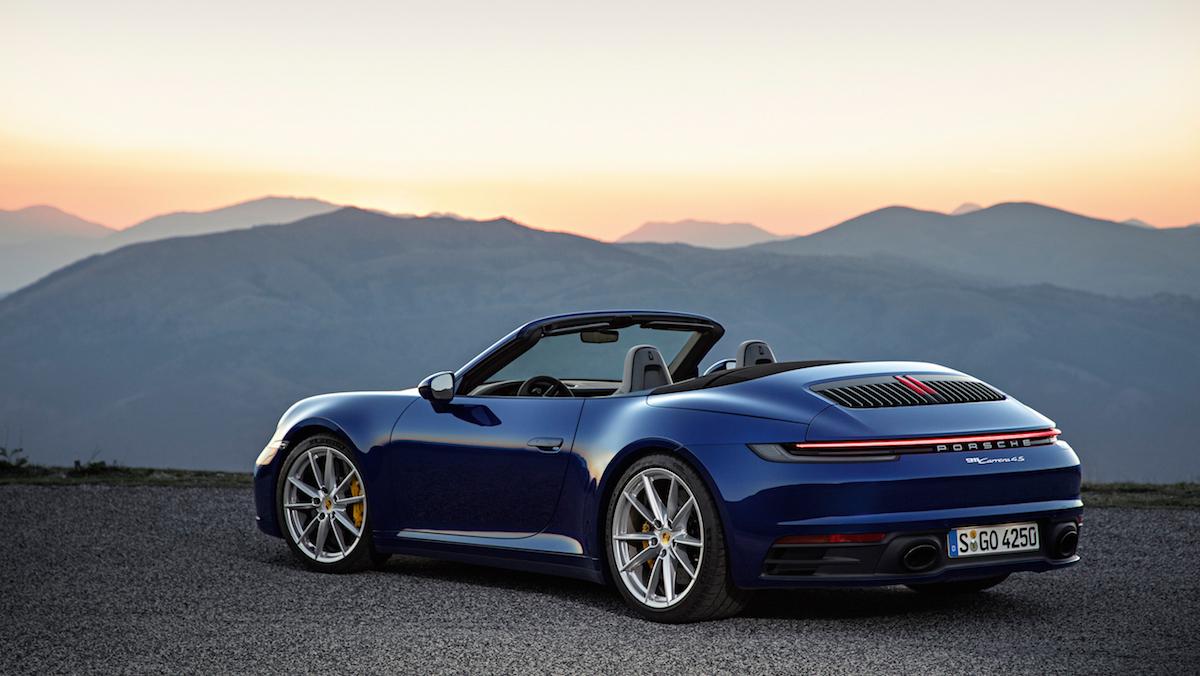 2020 Porsche 911 Carrera S Cabriolet 443 Horsepower Of Open Air Bliss The Drive