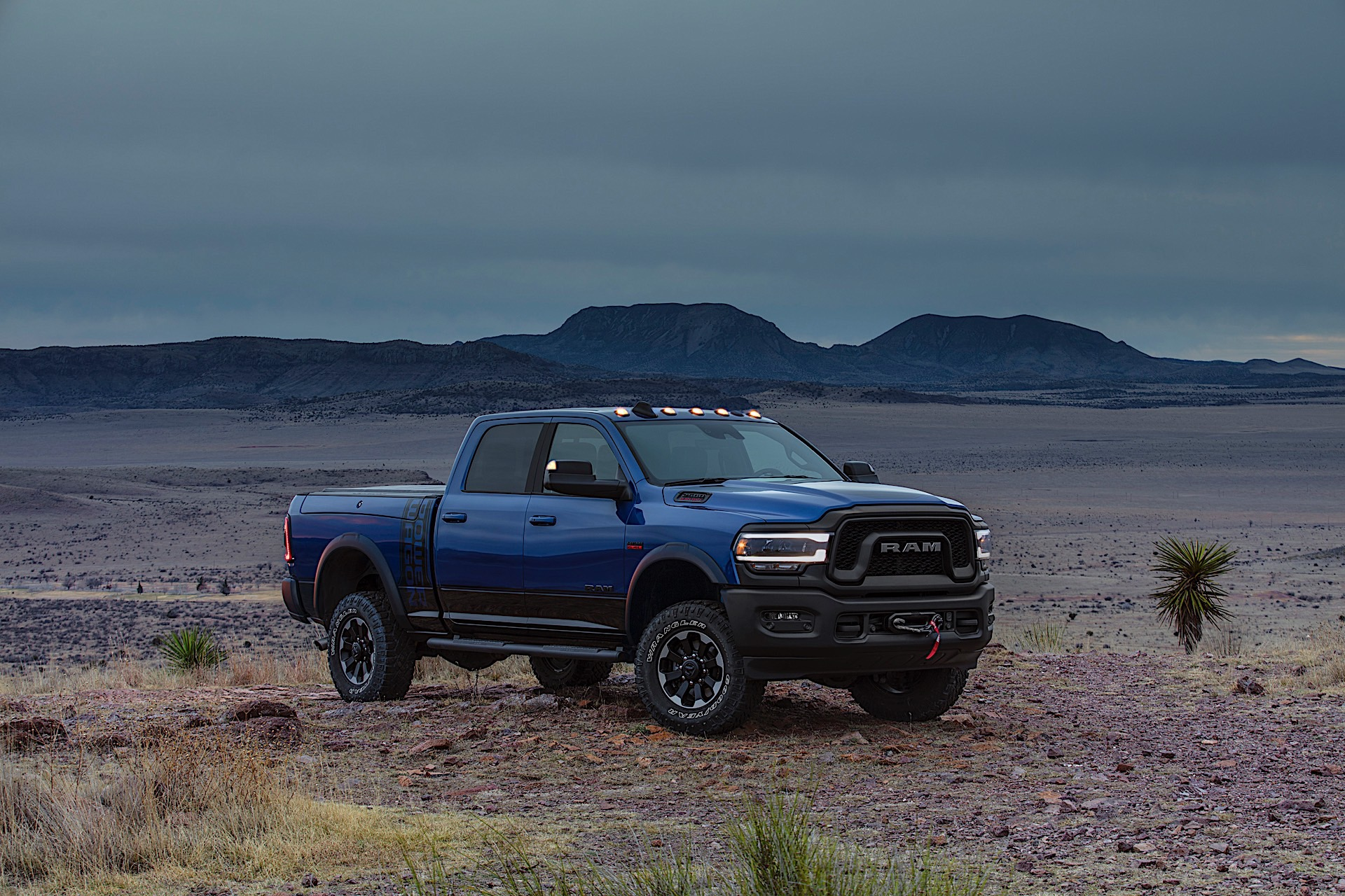 2019 Ram Power Wagon Capable Off Road Muscle Nuff Said The Drive