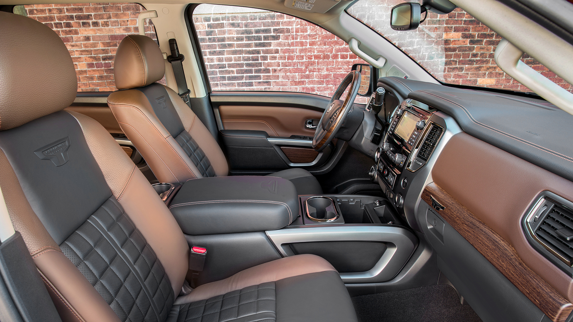 2019 Nissan Titan Platinum Reserve Test Drive Review Half Baked Luxury At A Full Size Price