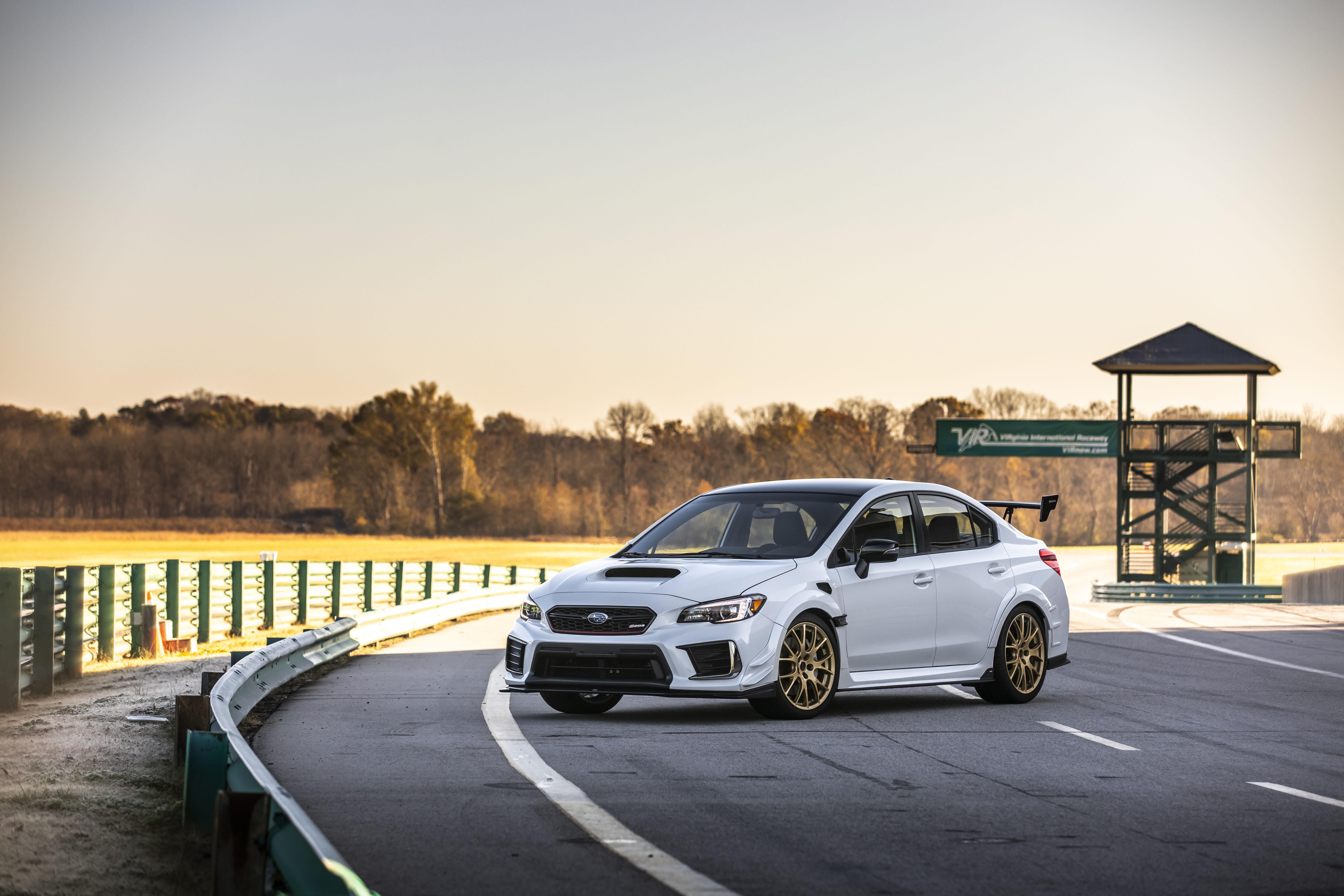 2020 Subaru WRX STI S209: 341 HP, Race-Ready Upgrades, and Just 200