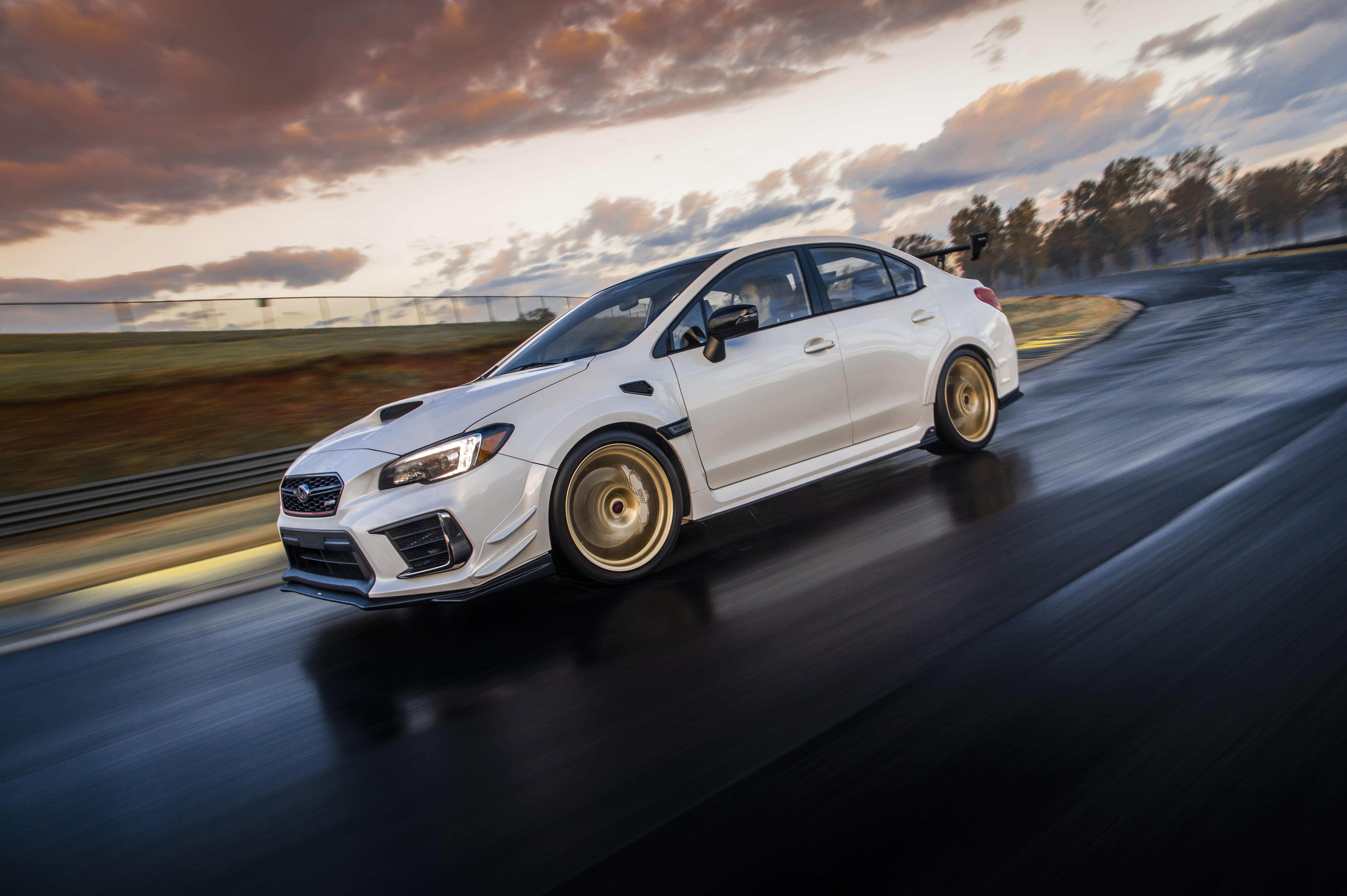 2020 Subaru Wrx Sti S209 341 Hp Race Ready Upgrades And