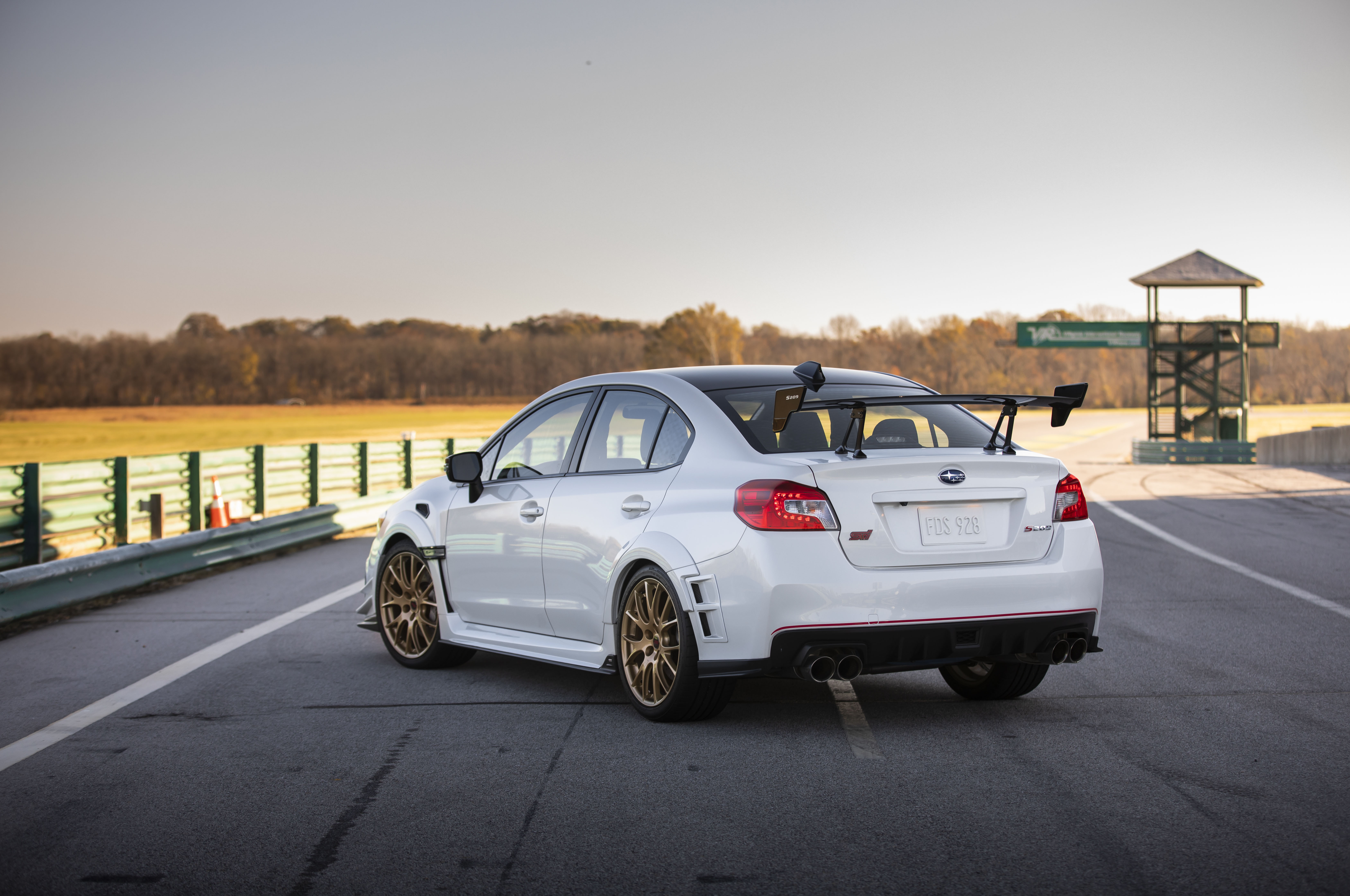 2020 Subaru Wrx Sti S209 341 Hp Race Ready Upgrades And Just 200
