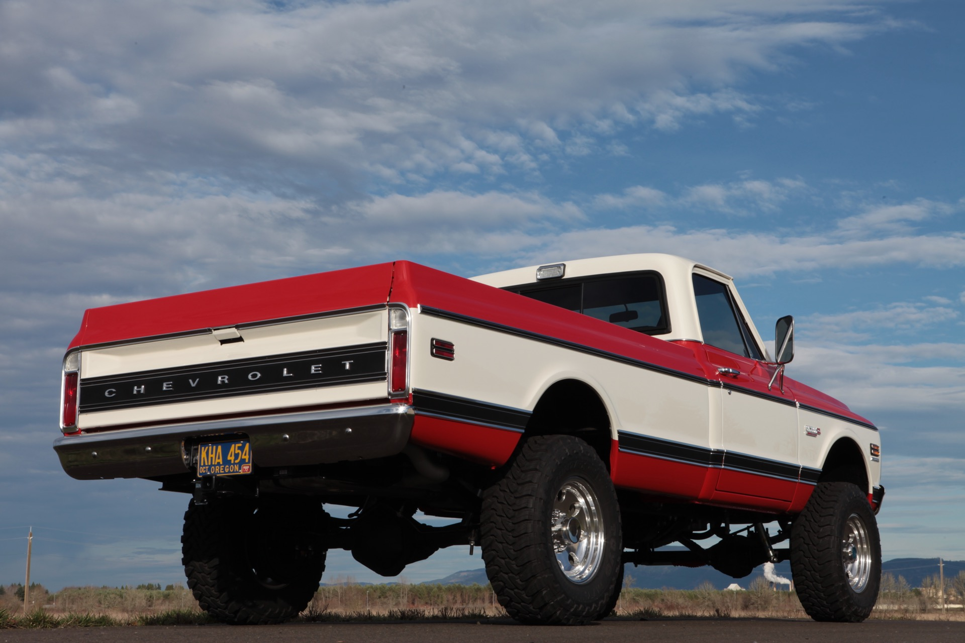 This 1972 Chevy Cheyenne Powered by a Supercharged LS V-8 ...