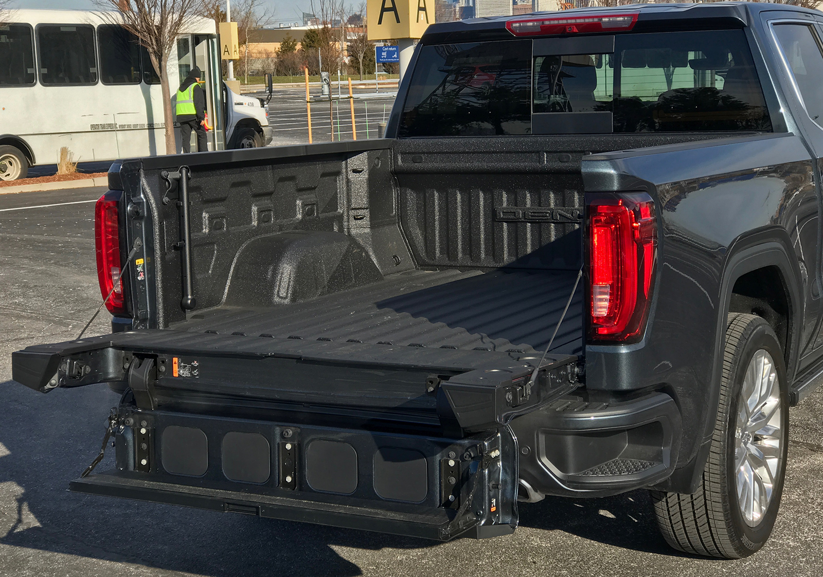 Auto Loans Near Me >> 2019 GMC Sierra Denali 1500 Test Drive Review: A Nice Pickup Truck, Sure, But Not $68,000 Nice ...