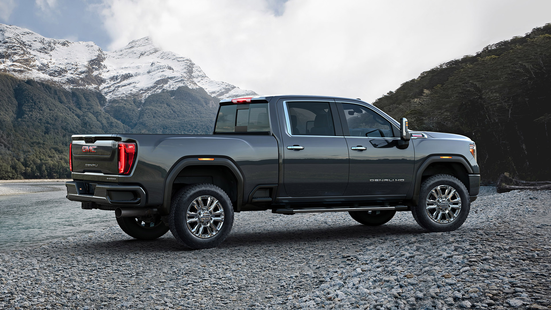 The Handsome 2020 GMC Sierra Heavy Duty Is Here to Help ...