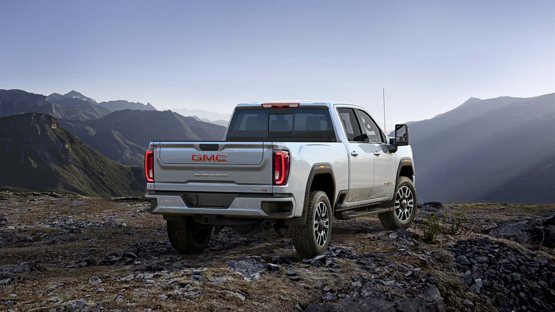 The Handsome 2020 GMC Sierra Heavy Duty Is Here to Help You Forget the New Silverado - The Drive