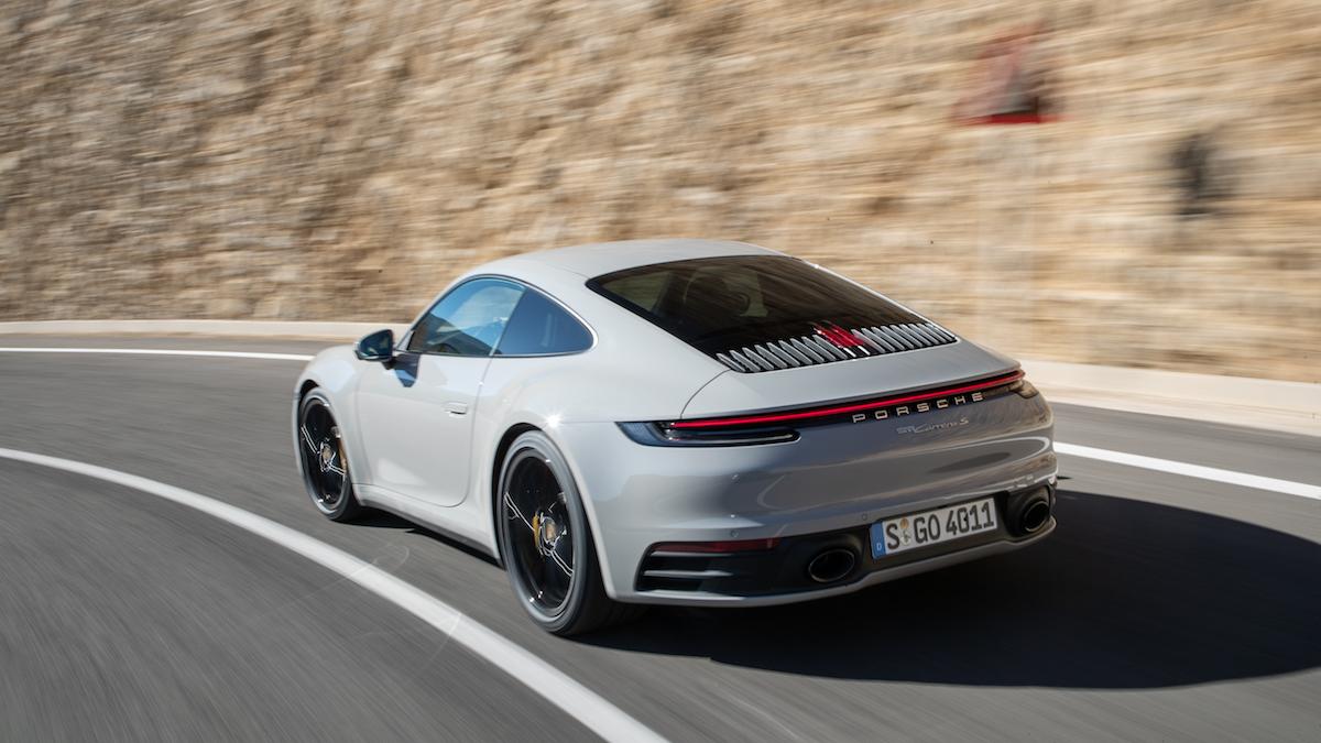 2020 Porsche 911 Carrera S First Drive 992 Generation Brings More
