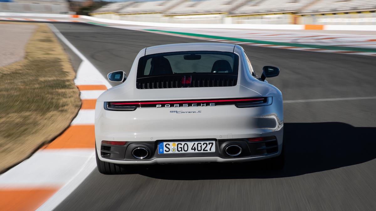 2020 Porsche 911 Carrera S First Drive 992 Generation