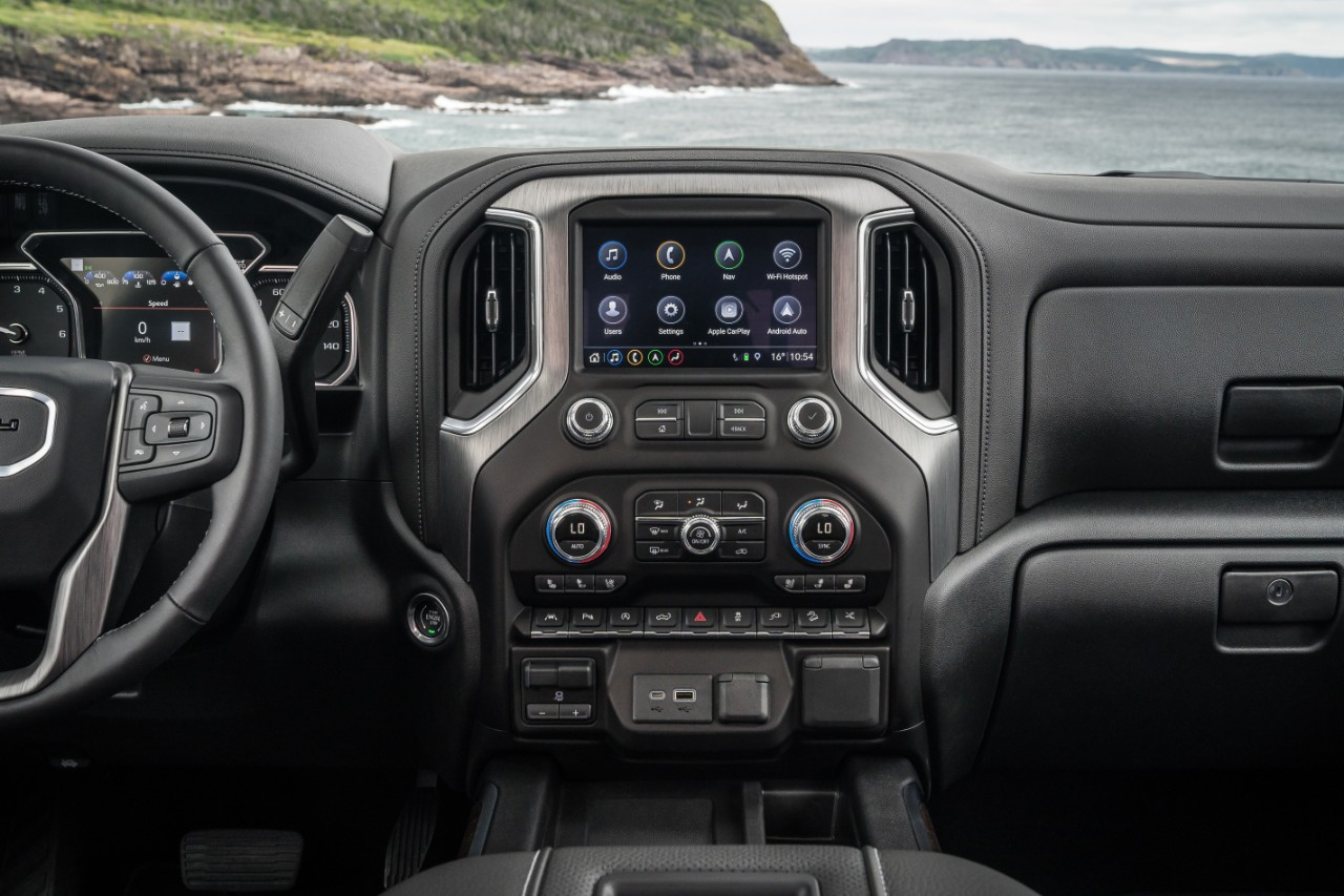 2019 GMC Sierra Denali 1500 Test Drive Review: A Nice ...
